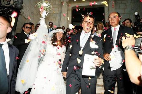Casamento Ricardo Pereira e Francisca Pinto Ribeiro