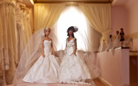 Noiva - Boneca Barbie