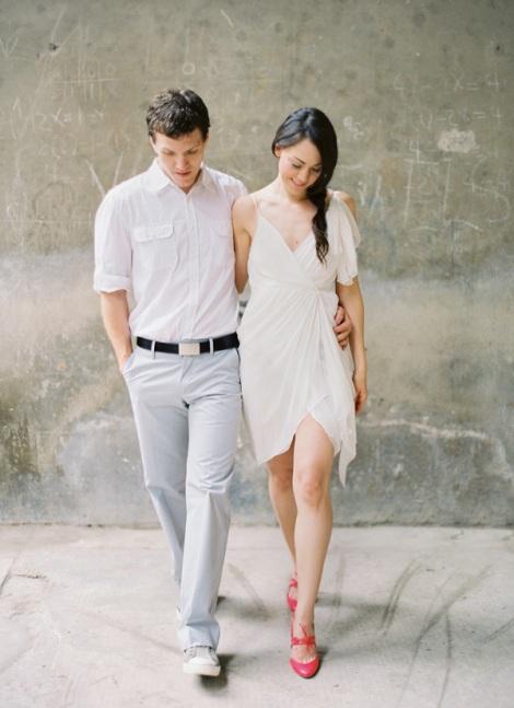 Casamento civil - Vestido de noiva