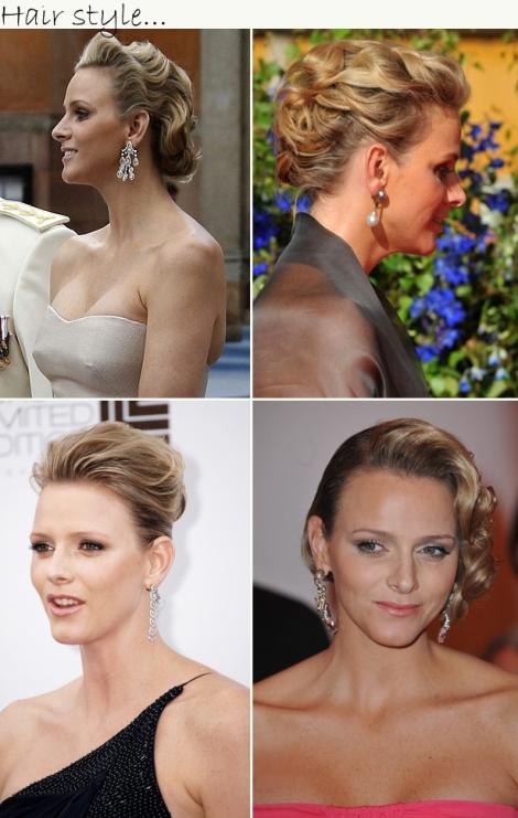 Charlene Wittstock - Principe Albert - Mônaco - Casamento - Vestido de noiva - Grace Kelly