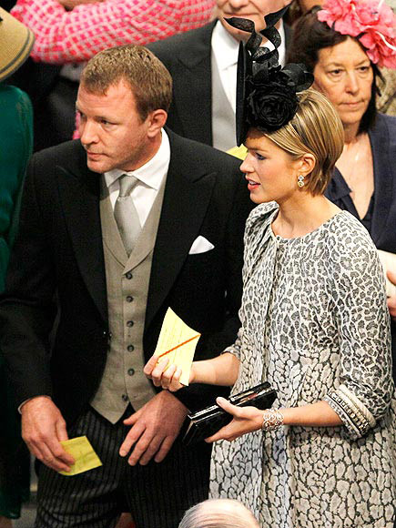 Casamento - Kate e William - Catherine e William - Convidados - Roupas - Vestidos - Chapeus - Guy Ritchie