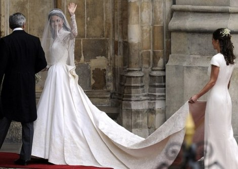Daminhas e pajens - Casamento real - Kate e William - Nicki Macfarlane - Pippa Middleton